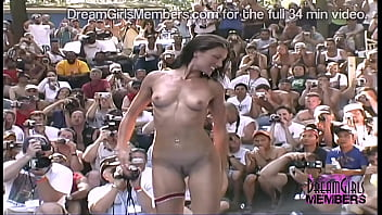Amateur Wet Pussy Contest At The Miss Nude USA Pageant porno izle