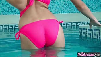 Michelle bombshell adult website Twistys - michelle starring at lets get wet