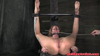 Dildo gag powered by vbulletin Mouth gagged bitch being caned