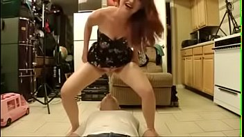 Redhead golden shower on guy