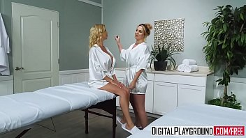 DigitalPlayground - Mother in Laws Massage with (Alexis Fawx, Justin Hunt) thumbnail