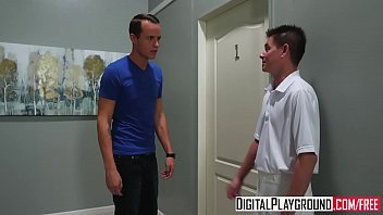 Digitalplayground - Mother In Laws Massage With (Alexis Fawx, Justin Hunt)
