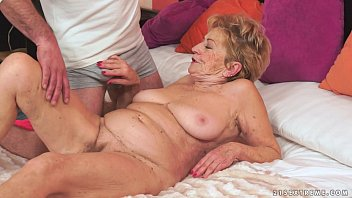 Sport and vintage - Kinky old granny malya loves big dick