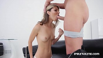 private.com: Hot Blonde Gina Gerson Ass Fucked & Cummed On! thumbnail