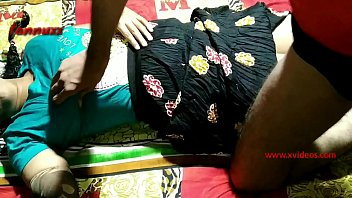 Sarika Indian Teen With Her Cousin Brother Vikki Taking Cumshot Inside Her Pussy