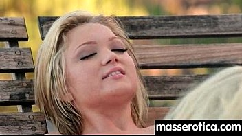 Most Erotic Girl On Girl Massage Experience 4