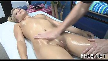 Staggering Teagan Summers gets her slit checked up