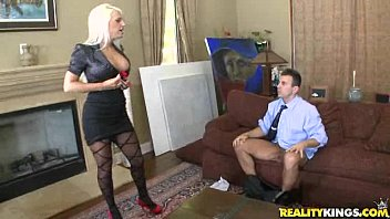 Hard Pussy pounding for Jacky Joy in Pumping For Joy by BigTitsBoss
