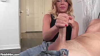 She made His dick spurt