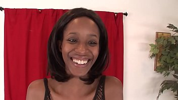 MDDS Tampa Ebony Slut Throated by White Cock