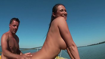 Mandy Bright auf Boot gefickt - Mandy Bright - HD - german