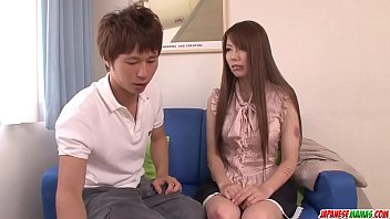 Busty Yui Hatano Leads Cock Right Down Her Puffy Cunt - More At Japanesemamas Com