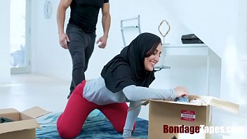 Sister In Hijab Gets Punished By Horny Brother- Jezebeth