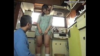 Japanese Forced at Home