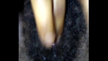New york that fingers her dirty hairy pussy