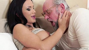 Old men cum vid Samantha rebeka loves older guys