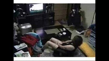 My Mum In Living Room Masturbates Watching Tv. Hidden Cam
