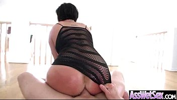 Curvy Big Ass Girl (shay fox) Get Anal Hardcore Sex Action clip-28