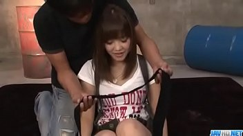 Sexy gangbang for small tits, Momoka Rin - More at JavHD.net thumbnail