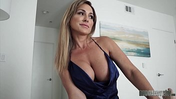 Fuck mother daughter father - Hot mom aubrey black fucks husband while role playing his step daughter