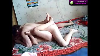 My wife and friend on webcam