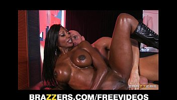 Hottest ebony pornstars list Curvy ebony masseuse oils herself up for some deep anal