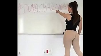 Candid big tit teacher Teacher ass
