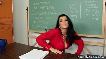 First teachers sex Naughty america - find your fantasy teacher romi rain fucking in the chair with her tits
