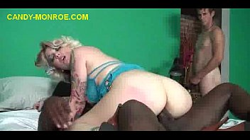 Cuckold Cleans Black Load Off