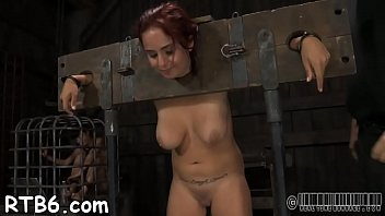 Anal torment with shit squirting