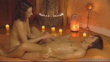 Horny Lingham Massage Is Fine