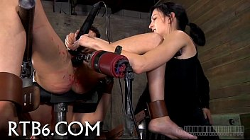 Intense punishment for gal