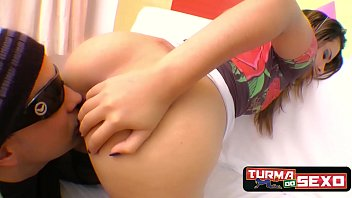 Came back more naughty and offered her ass to get a cock in - Frotinha Porn Star -  -  -