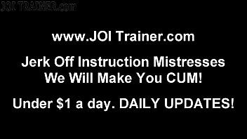 Follow my instructions while you stroke your cock JOI pornhub video