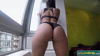 Claudia Bavel blowjob