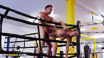 Busty PAWG Nicole Aniston Gets Her Big Ass Fucked In A Boxing Ring