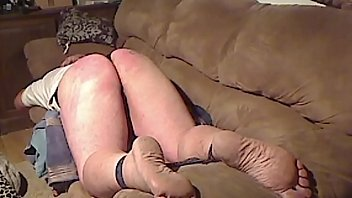Teen flr Husband gets real punishment.