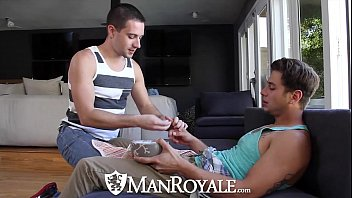 Free gay man chat rooms - Hd - manroyale cute guy needs his muscular friend for physical work