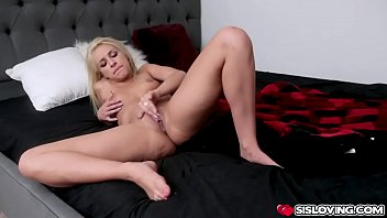 Carmen Calientes home video made only for her step bro playing by herself!