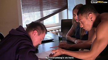 Russian Real Estate Agent Gets Bbc