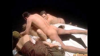 Lesbian vampires movie clips Alyssa milano - embrace of the vampire nude on bed