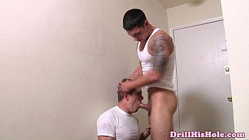 Blak lewis gay - Greedy top throat fucking bottom