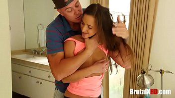 Amirah Adara Forced By Angry Stepbro
