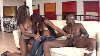 CoverCoffee Brown & Natalie Evans Share Some Black Daddy Dick