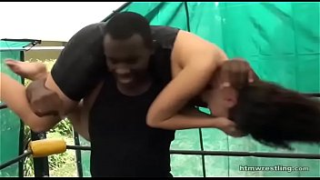 8562 Mixed Wrestling Ryona Interracial preview