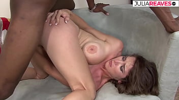 She has two holes and they are filled by the sexy man