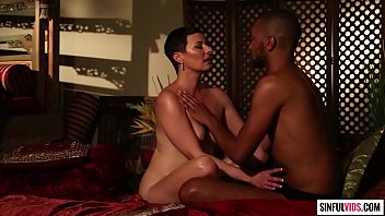 Short haired mature lady Kali Karinena Jessica Drake's Guide to Wicked Sex: Kama Sutra Scene 1