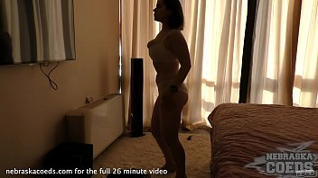 local shop girl marija first time naked on camera nervous as fuck