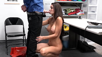 Busty Milf Caught Stealing, Punished In Back Office – Silvia Saige – Shoplyfter Mylf