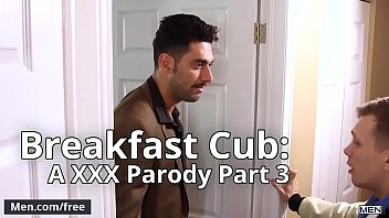 Men.com - (Ethan Chase, Mick Stallone) - Breakfast Cub A Gay Xxx Parody Part 3 - Drill My Hole - Trailer preview Thumb